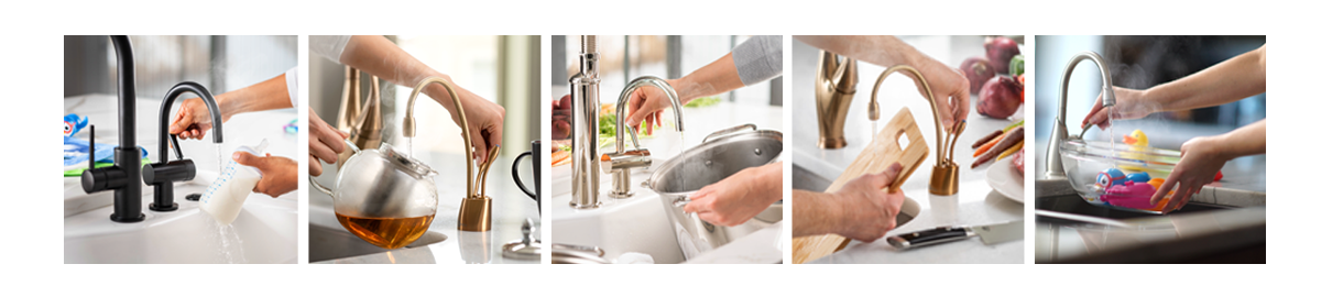 Instant Hot Water Dispensers for Your Home | InSinkErator US