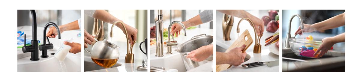 Instant Hot Water Dispensers Boiling Water Tap Insinkerator Insinkerator Us