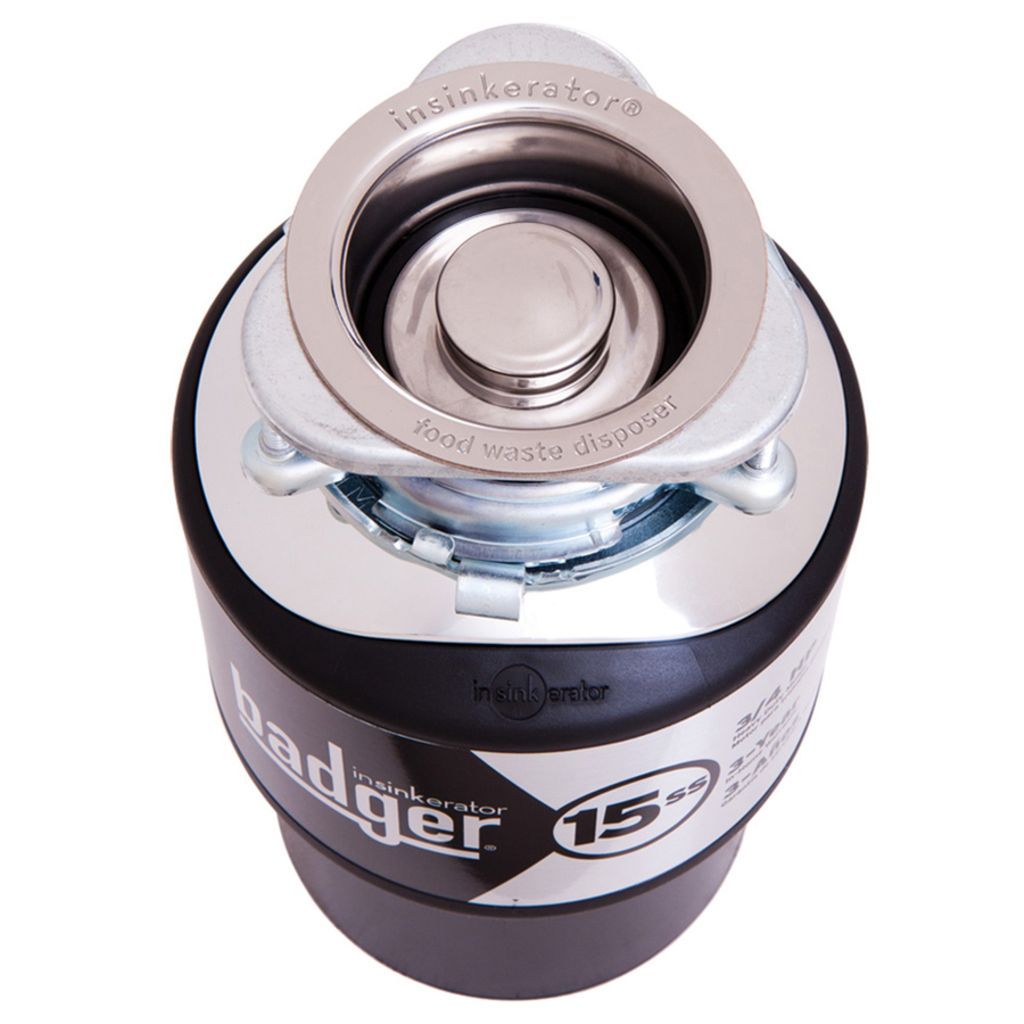Badger 15ss Garbage Disposal 3 4 Hp Insinkerator Emerson Proper Wiring Of As Well 050375017806
