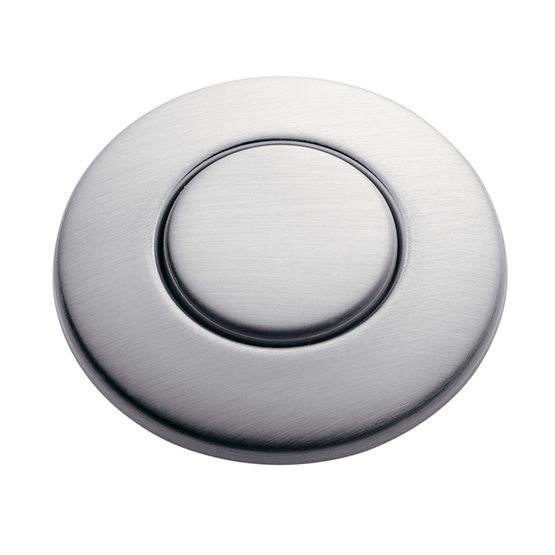 INSINKERATOR STC-SN SATIN NICKEL BUTTON FOR USE WITH THE STS-00 (73274) MC92525