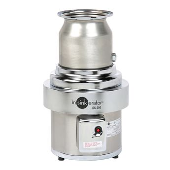 SS-300 Large Capacity Foodservice Disposer | InSinkErator on