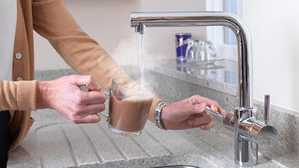 Instant Hot Water Taps & Food Waste Disposers   InSinkErator GB