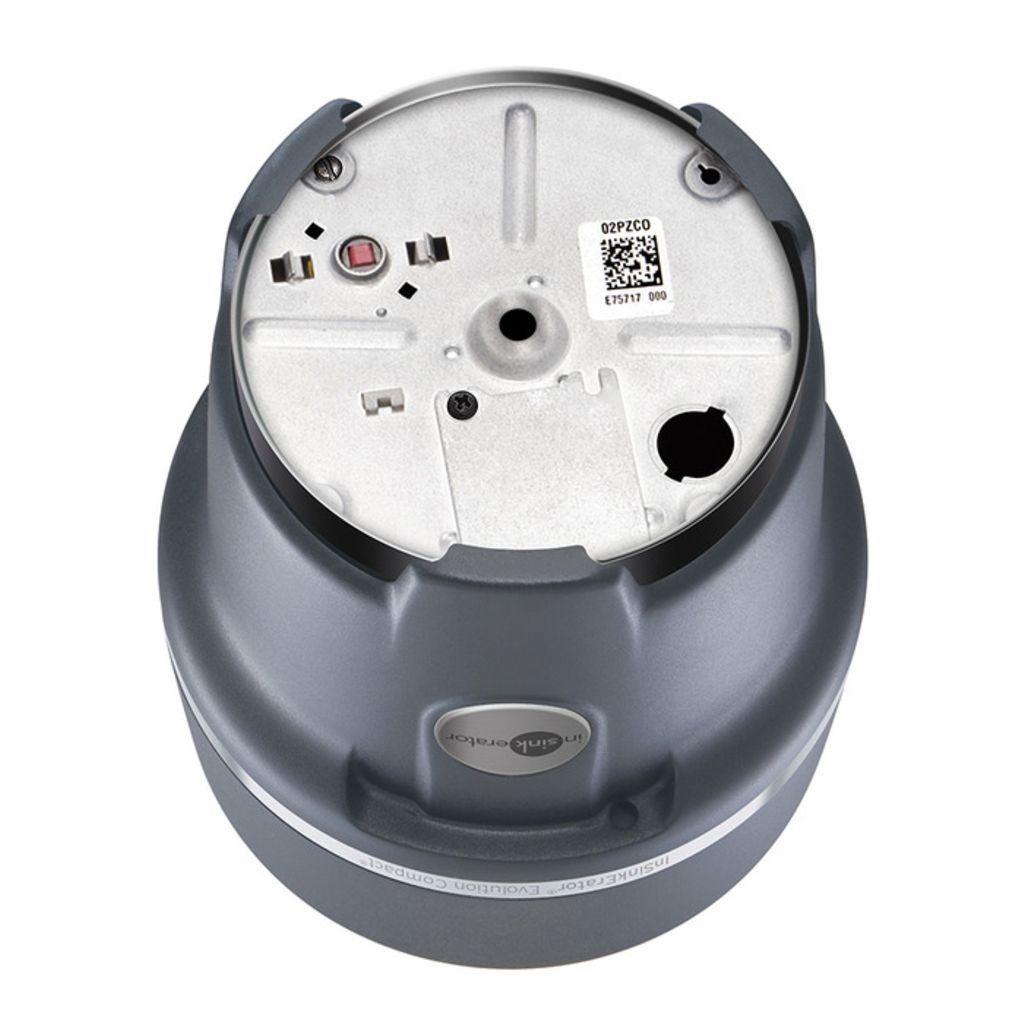 Evolution Compact Garbage Disposal 3 4 Hp Insinkerator Emerson Wiring A And Dishwasher Electrical Share The Bottom 72dpi